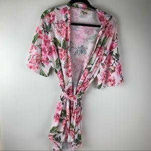 Show me you MuMu Brie Robe Garden of Blooms OS
